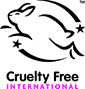 Cruelty Free International Leaping Bunny